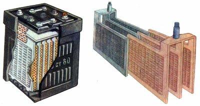 Аккумулятор из отрицательных пластин своими руками 88