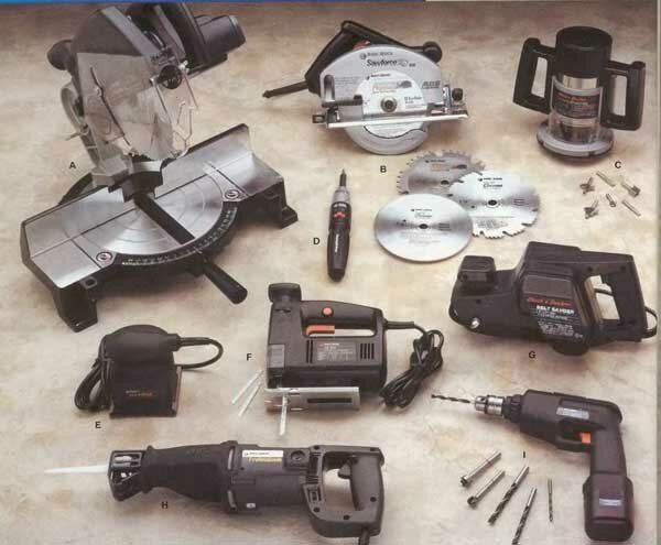 Ремонт электроинструментов своими руками