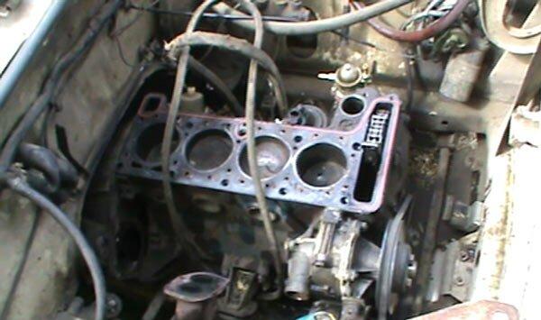 Ремонт двигателей ваз 2107