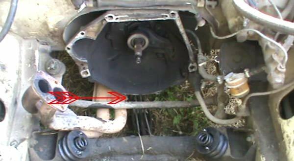 двигателя ВАЗ 2101 до 2107