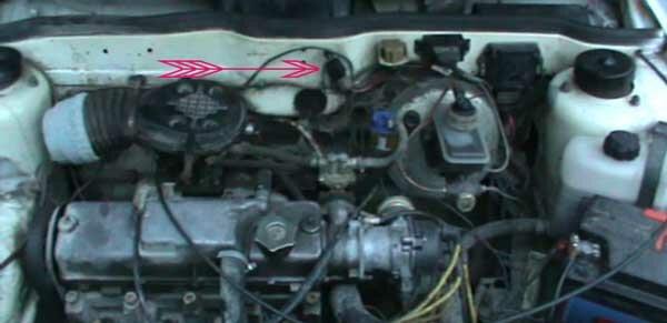 Фото №23 - не запускается двигатель ВАЗ 2110 инжектор