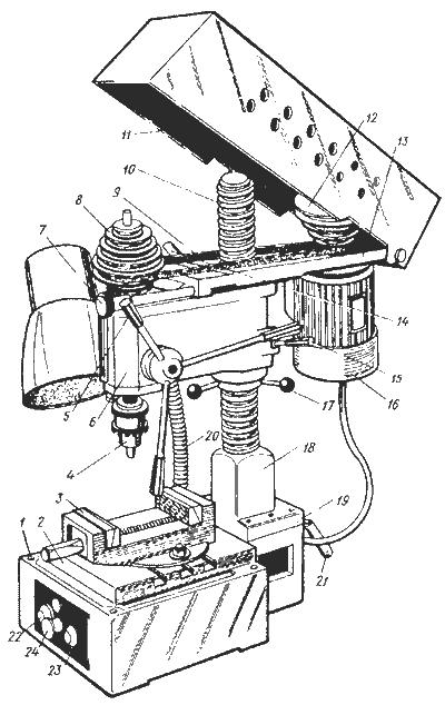 Схема заднего редуктора toyota ipsum