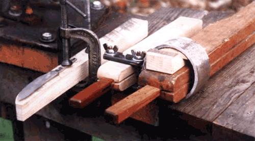 Как сделать бумажный меч из майнкрафт